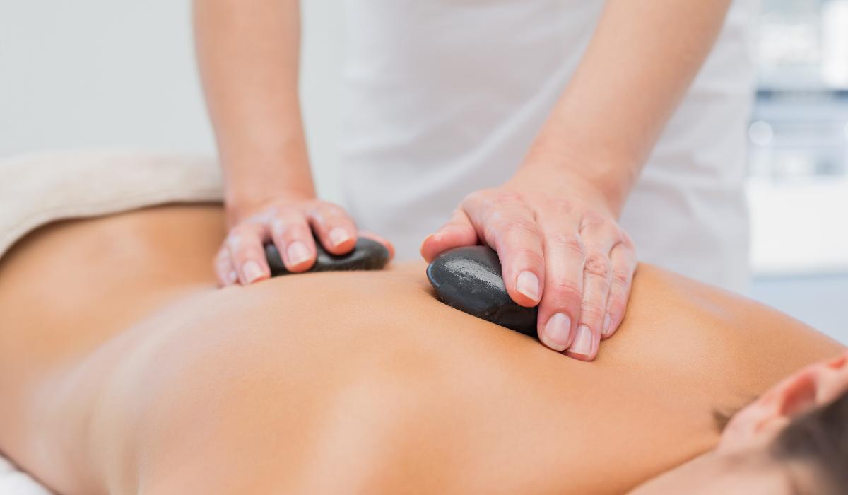 Level 3 Hot Stone Massage